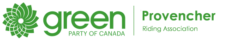 Green Party of Provencher EDA