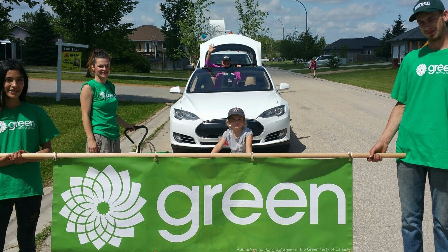 Green Party of Provencher